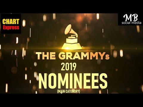 Grammy's 2019 - Nominees | The 61st Grammy Awards 2019 | Feb 10th, 2019 | ChartExpress Mp3