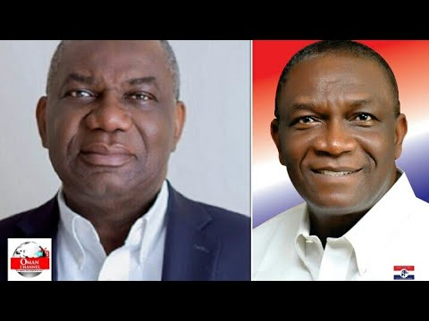 Breaking News:Big Brows to NPP as their MP Agyarko is GONE (Awu)