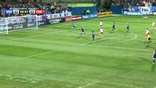 WNT vs. Canada: Highlights - Jan. 31, 2014