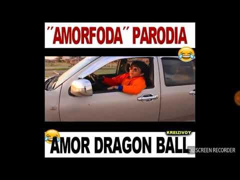 Parodia : Dragon Ball'z = Amorfoda = Bad Bunny 👑