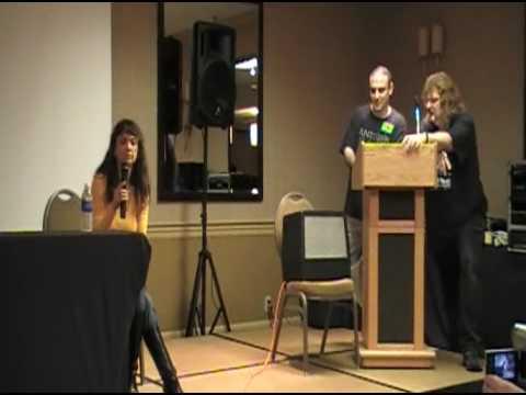 Christina Lindberg Q&A Part 3 of 5
