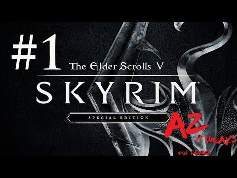 Skyrim: Special Edition | AZ Tweaks for Requiem 1.9.4 | Ep: 1 | PC 2560x1080
