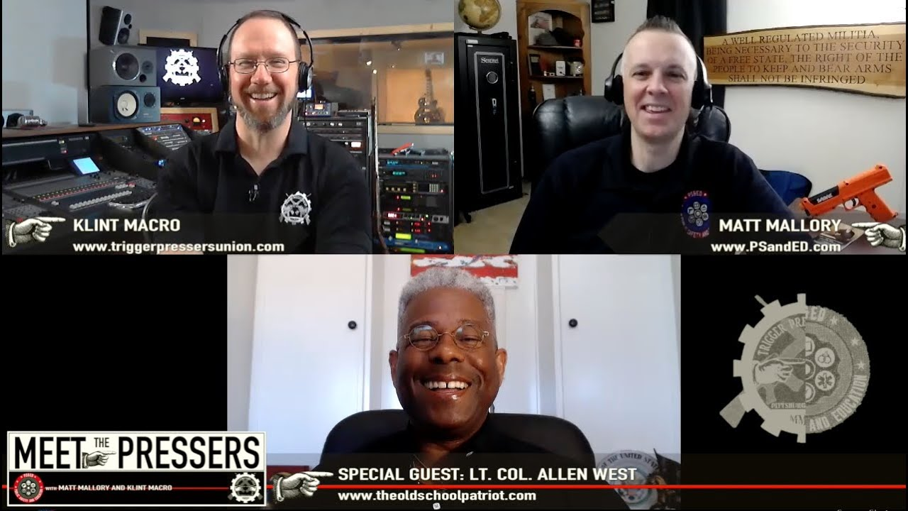 Allen West - U.S. Army LTC, House of Representatives, and NRA board member - Season II, Episode XXV