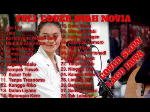 FULL COVER ALBUM DYAH NOVIA - LAGU JAWA 2020 TANPA IKLAN