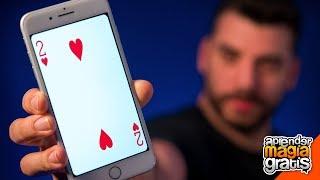 El mejor truco de magia con celulares | AnyCard | K52 | Aprender Magia Gratis