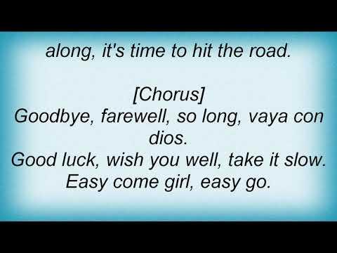 George Strait - Easy Come, Easy Go Lyrics