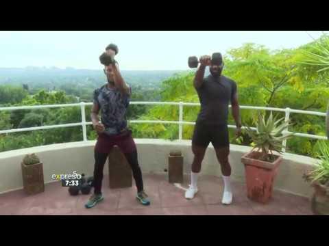 Fitness: Full Body Circuit Training Session #1