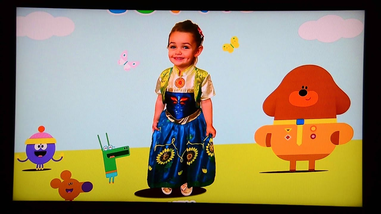 Lottie Millars 3rd Birthday Greeting on CBeebies YouTube – Cbeebies Birthday Cards Times