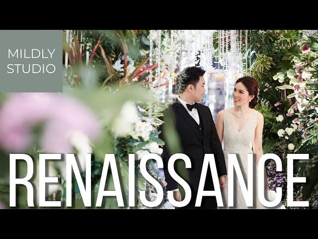 Wedding Photography @ Renaissance Bangkok Ratchaprasong Hotel โรงแรมเรอแนสซองซ์ ราชประสงค์
