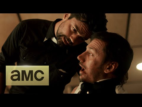 Preacher: A Bunny in a Bear Trap Talked About Scene Ep100