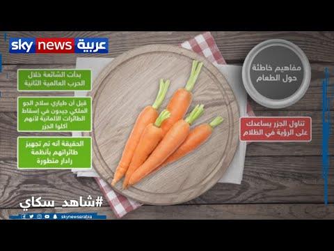 بعض المفاهيم الخاطئة الأكثر شيوعًا حول الطعام  - نشر قبل 6 ساعة