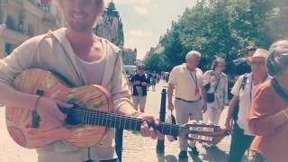 Тома Фэлтона в Праге никто не узнал !
