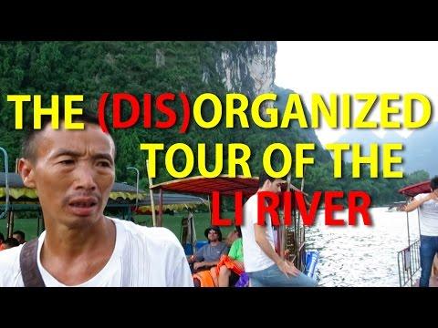China Vlog: The (Dis) organized Tour of the Li River