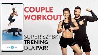 Couple Workout - trening w parach. Jeden trening - różne cele!