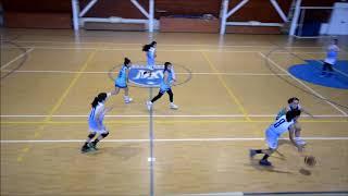 REÑACA SPORT VS CHAMPAGNAT U16 DAMAS