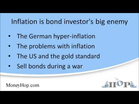 Inflation is the bond investor