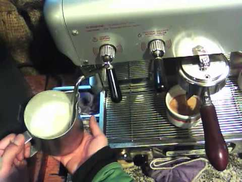 POV Barista - Fast Bar Service At Cafe' Casa Acoreana In Kensington Market.