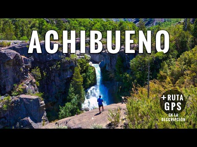 CAJÓN DEL RÍO ACHIBUENO: Trekking 30 Kms en Linares, Chile