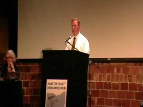 9/1/09 - Health Care Reform Forum - Cincinnati, Ohio - Steve Driehaus 2