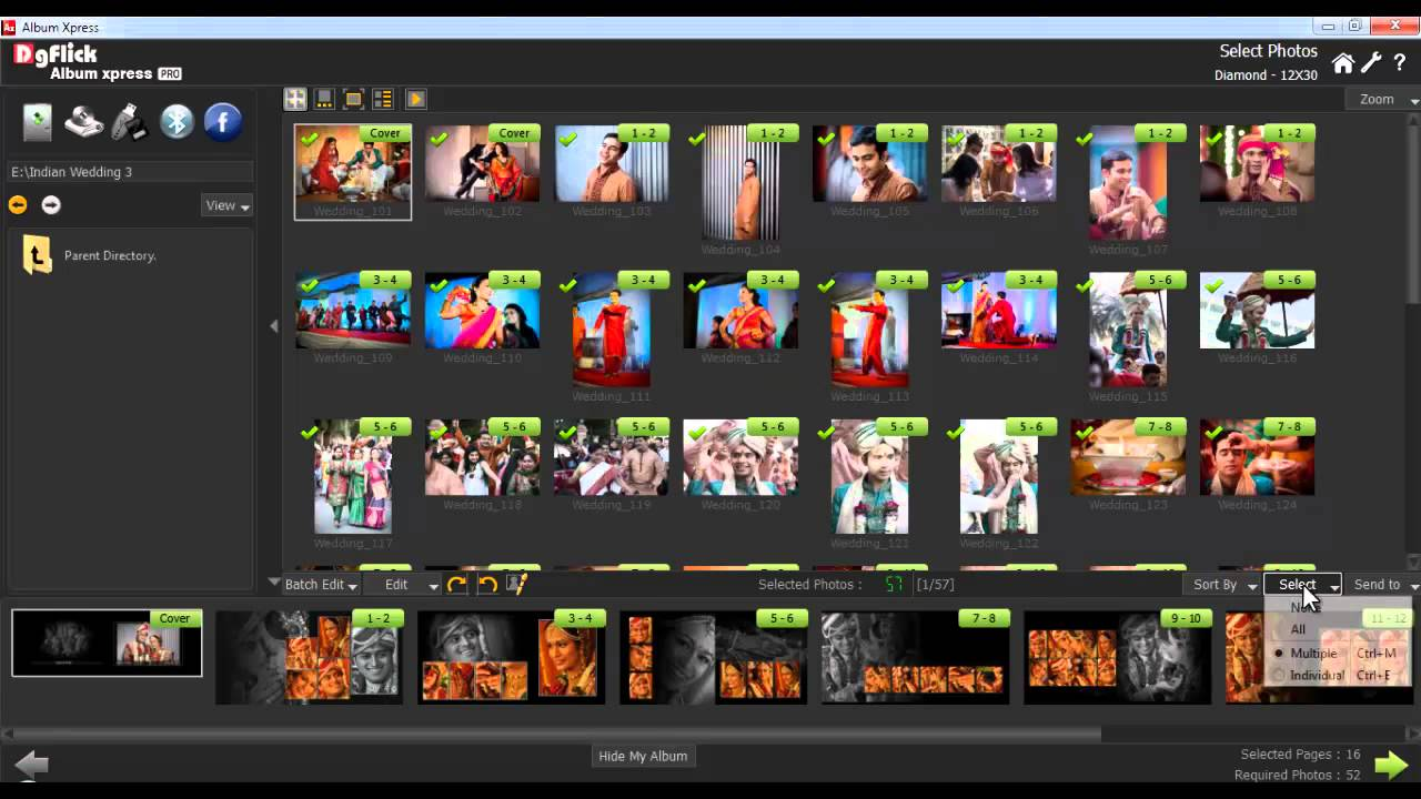 Photo Album Software Photo Album Maker Wedding Album Design Software