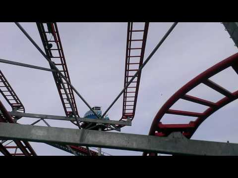 R p attractions group  spinning coaster