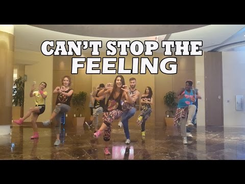 CAN' T STOP THE FEELING - Justin...