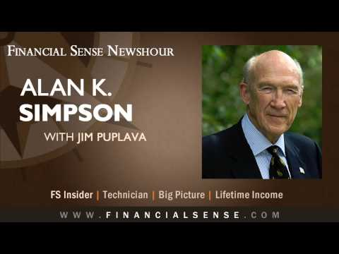 Senator Alan Simpson: Future Entitlement Problems Haven't Gone Away