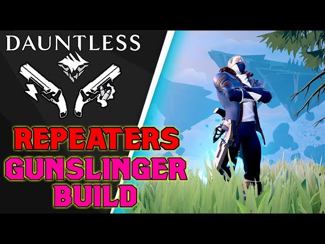 ▷ Dauntless: How To Become A Gunslinger
