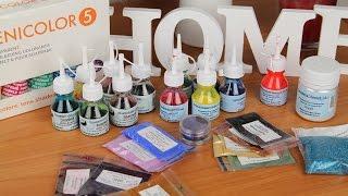Красители для мыловарения. Мигрирующие и немигрирующие красители(, 2015-02-01T06:00:00.000Z)