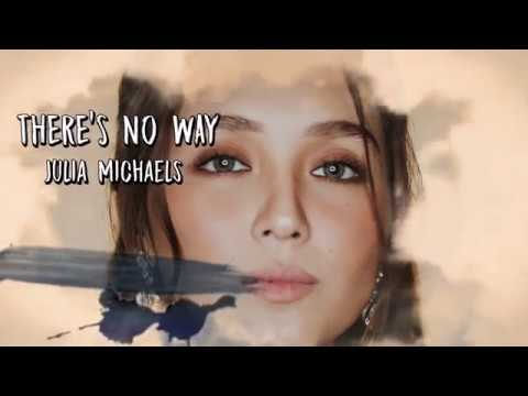 THERE'S NO WAY (Lyrics) - Lauv ft. Julia Michaels (cover by Jess Conte and Zachary Staines)
