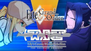 Fate/Grand Order: Saber Wars Heroina Z vs Kojiro