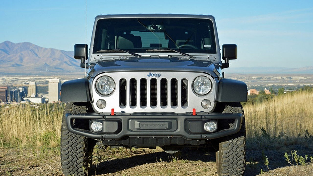 Great 2017 Jeep Wrangler Unlimited Rubicon Review