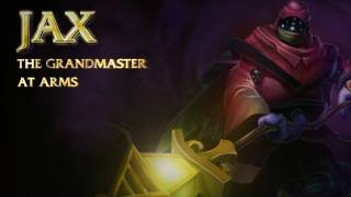 Jax: Champion Spotlight | Gameplay - League of Legends