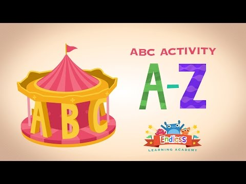 Endless Alphabet A-Z
