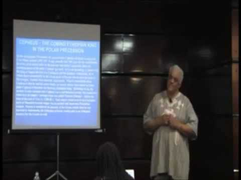 Dr. Charles Finch - The Wheel of Heaven: The Astronomical Chronology of the Nile Valley PT 8