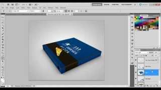 How To Edit Graphic Mockup - Pizza box Mockup