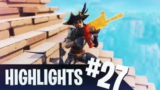 Fortnite 🔥 HIGHLIGHTS #27 🔥 Předpověděl jsem budoucnost