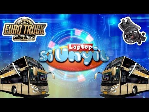 Laptop Si Unyil   Proses Pembuatan Bus SDD Putra Mulya Karoseri SMT (Versi ETS2)