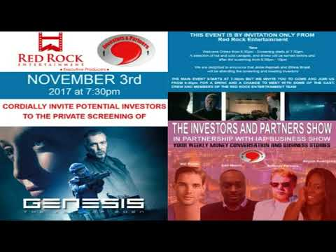 Investors and Partners Show - Red Rock Entertainment - Genesis Movie Screening