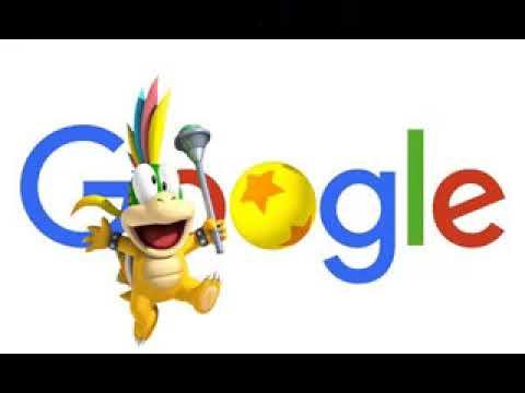 Google Logo bloopers #2