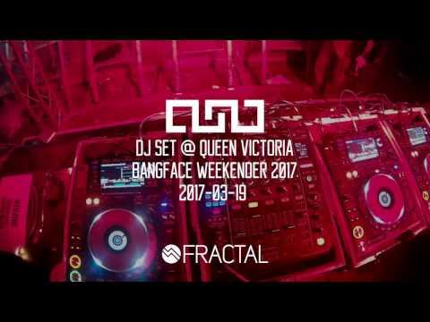 CUN7 - DJ Set @ Bangface Weekender 2017 - 2017/03/19 [CUN7-o-Vision POV]