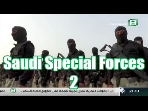 Saudi Arabia's INSANE Military Training 2