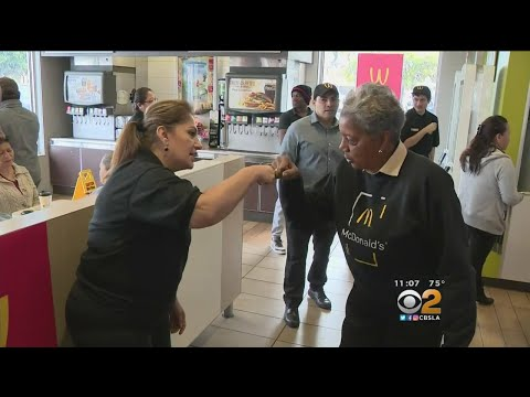 McDonald's Franchise Owner Inspires Move To Turn