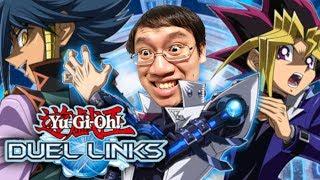 Trump Learns Yu-Gi-Oh! Duel Links