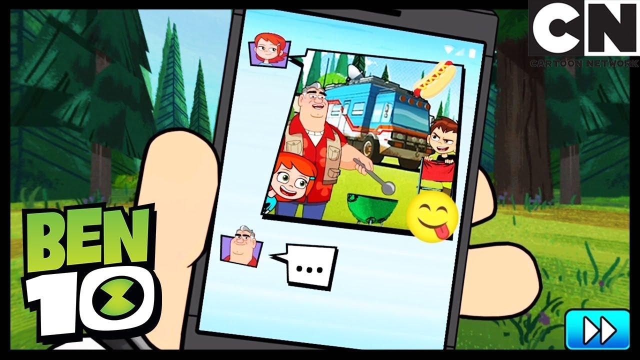 Ben 10 Cartoon Network Updgrade W// Upgraded Drone Alien Experience