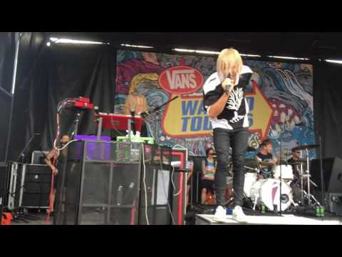 I See Stars - New Demons (Warped Tour 2016)