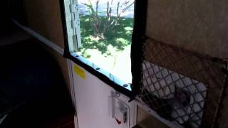 Screen Door And Other Ideas For A-frame Camper