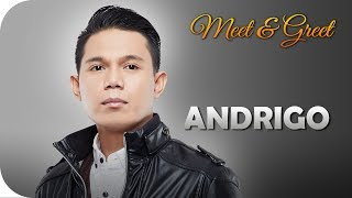 Andrigo - Meet And Greet - TV Musik Indonesia - NSTV