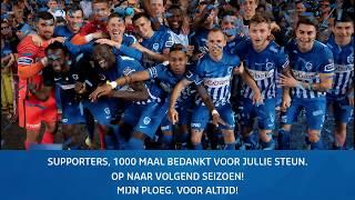 Flashinterviews na KV Oostende - KRC Genk
