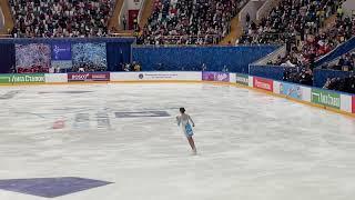 Камила Валиева Короткая программа Кубок первого канала по фигурному катанию 2021